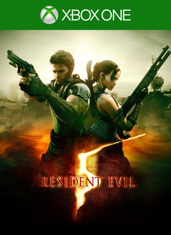 Resident Evil 5: Gold Edition for Xbox One (2016) - MobyGames