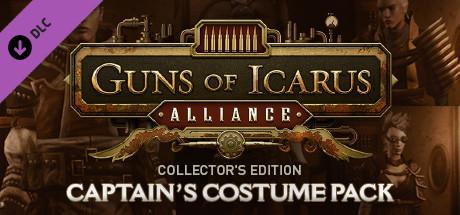 Guns of Icarus: Alliance - Captain's Costume Pack