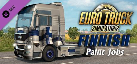 Euro Truck Simulator 2: Finnish Paint Jobs