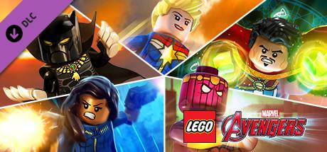 LEGO Marvel's Avengers: Season Pass
