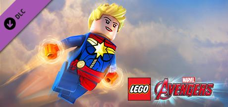 LEGO Marvel's Avengers: Classic Captain Marvel Pack