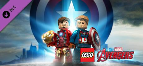 LEGO Marvel's Avengers: Marvel's Captain America - Civil War Character Pack