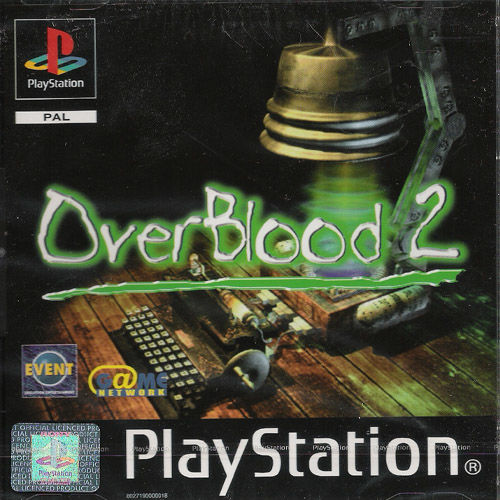 OverBlood 2 (1998) PlayStation...