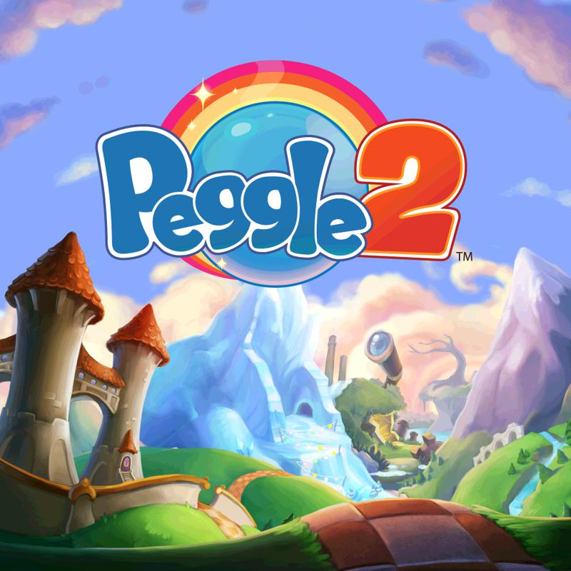 Peggle 2 PlayStation 4 Front Cover