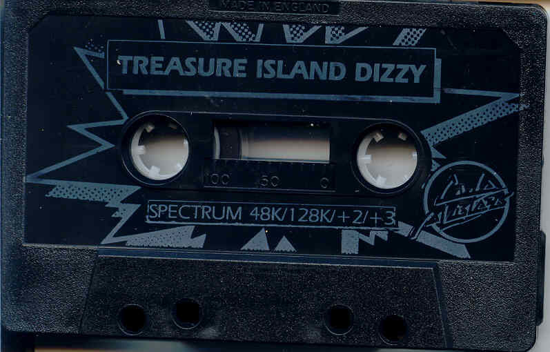 Treasure Island Dizzy ZX Spectrum Media