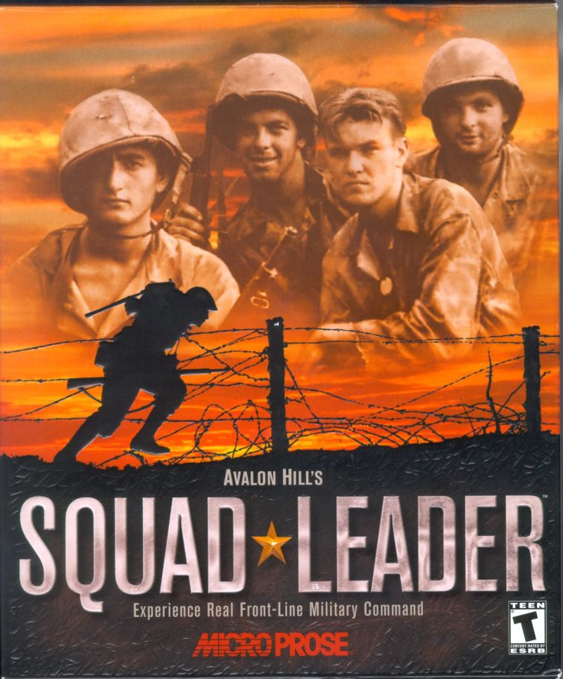 Avalon Hill's Squad Leader