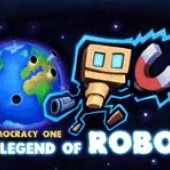 Gamocracy One: Legend of Robot PlayStation 3 Front Cover