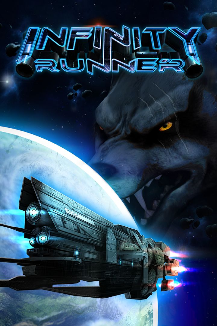 Infinity Runner Xbox One Front Cover 2nd version