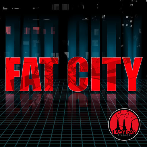 Fat City iPad Front Cover