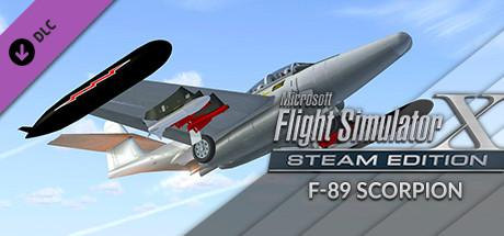 Microsoft Flight Simulator X: Steam Edition - Northrop F-89 Scorpion