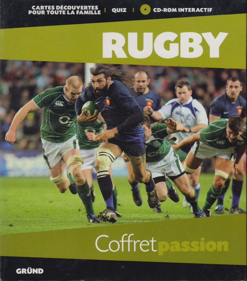 Coffret Passion: Rugby