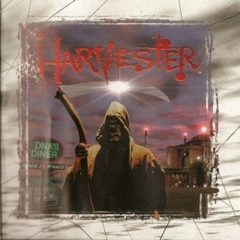 Harvester Macintosh Manual Front (US)