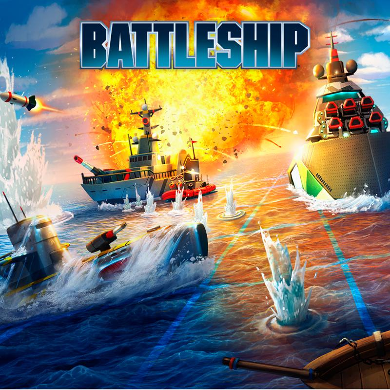 Battleship PlayStation 4 Front Cover