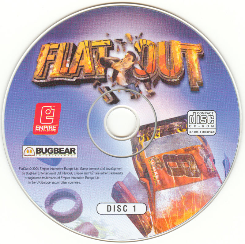 FlatOut Windows Media