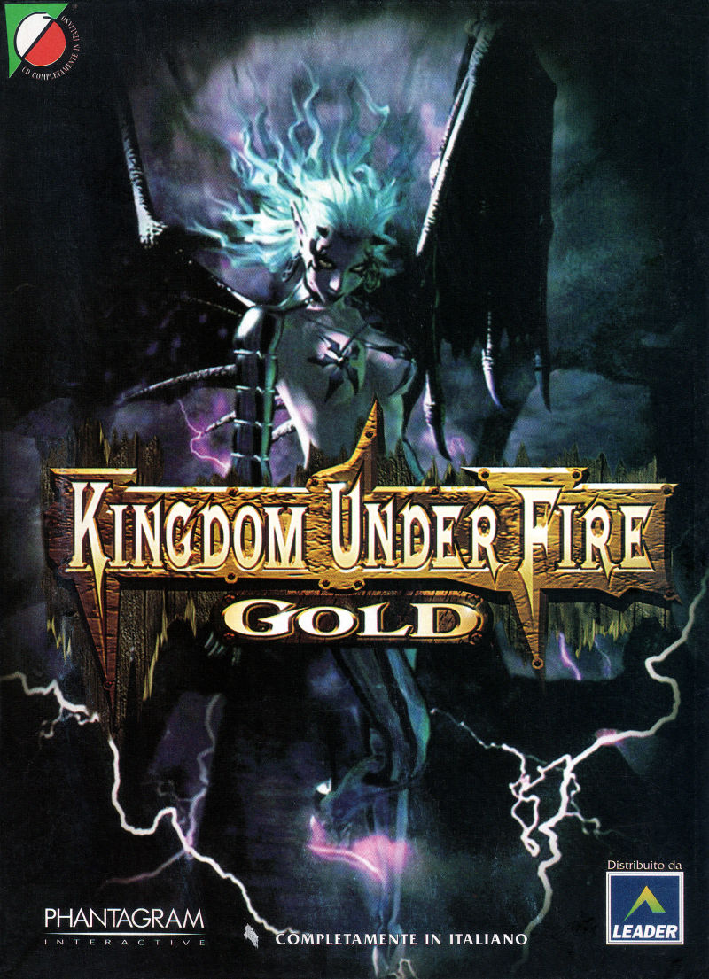 Kingdom Under Fire: Gold