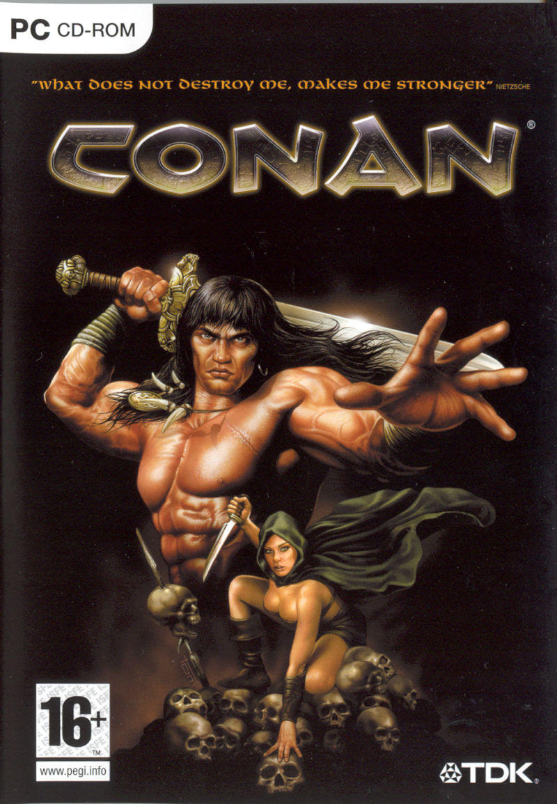 Conan Windows Front Cover