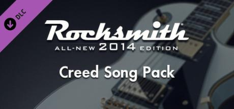 Rocksmith: All-new 2014 Edition - Creed Song Pack