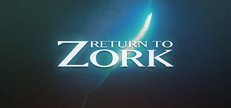 Return to Zork Windows Front Cover