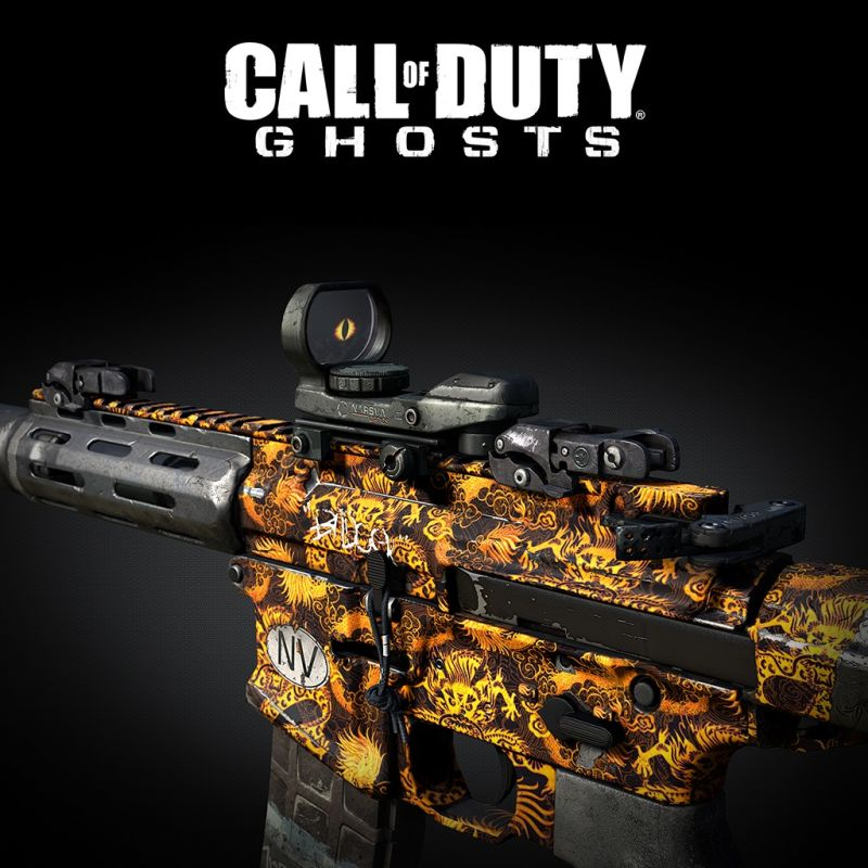 Call of Duty: Ghosts - Hydra Pack PlayStation 3 Front Cover