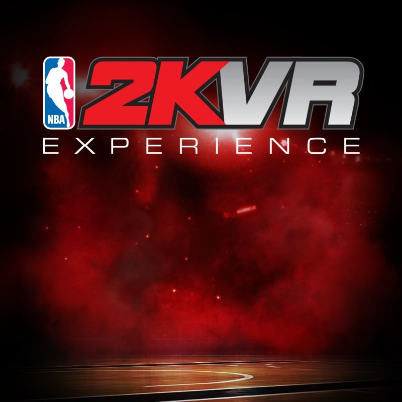 NBA 2KVR Experience (2016) PlayStation 4 Box Cover Art