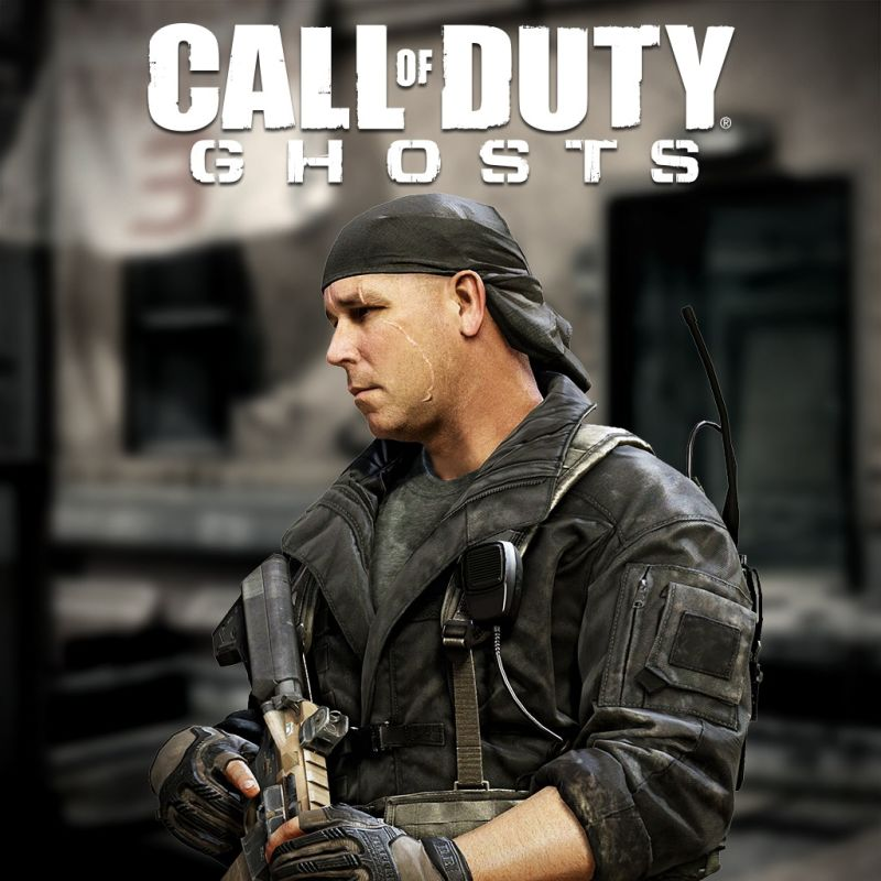 call of duty ghosts rorke special character for