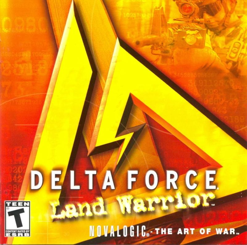 Delta Force: Land Warrior Windows Front Cover