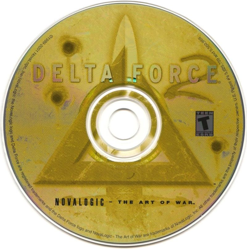 Delta Force 2 (1999) Windows box cover art - MobyGames