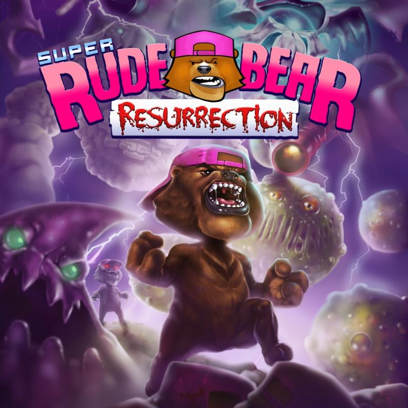 Les Jeux Indépendants 400528-super-rude-bear-resurrection-playstation-4-front-cover