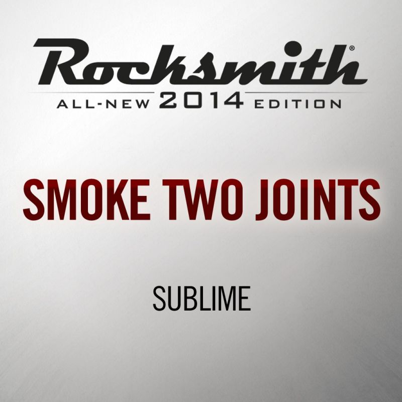 Rocksmith: All-new 2014 Edition - Sublime: Smoke Two Joints 2014 pc game Img-1