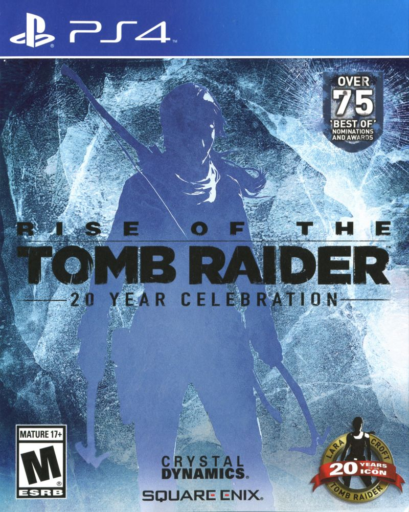 Rise Of The Tomb Raider 20 Year Celebration 2016 Mobygames