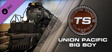 TS: Union Pacific Big Boy