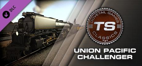 TS: Union Pacific Challenger (2012) Windows box cover art