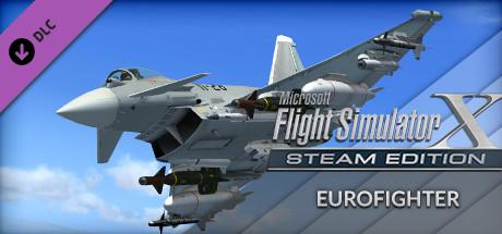 Microsoft Flight Simulator X: Steam Edition - Eurofighter