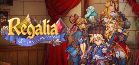 постер игры Regalia: Of Men and Monarchs
