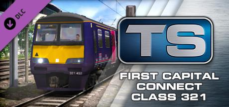 TS: First Capital Connect Class 321