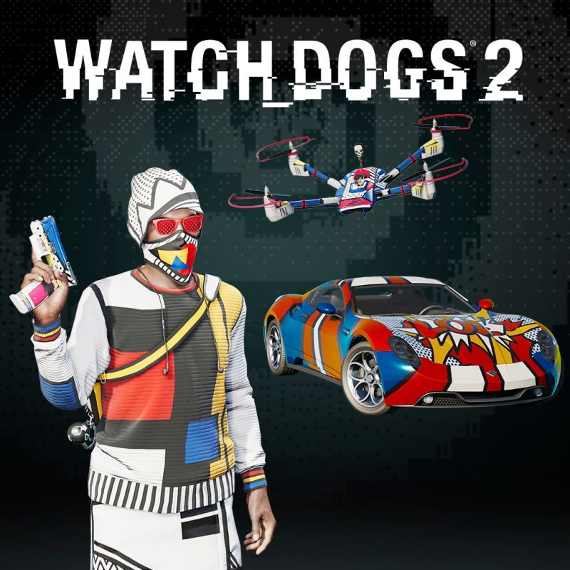 Retro watch dogs 2