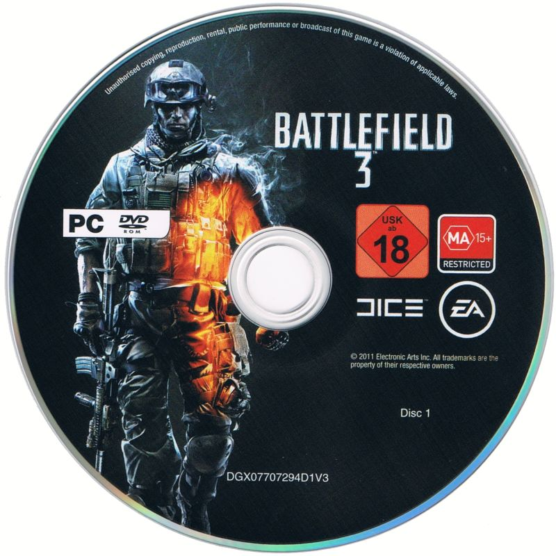 Battlefield 3 Windows Media 1/2
