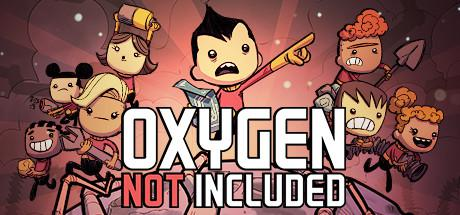 Oxygen Not Included (2017) Windows box cover art - MobyGames