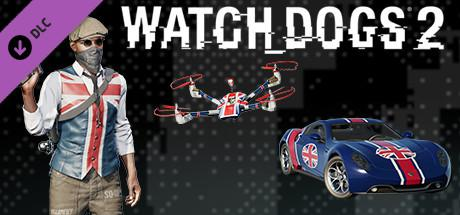 Watch_Dogs 2: Ride Britannia Pack Windows Front Cover