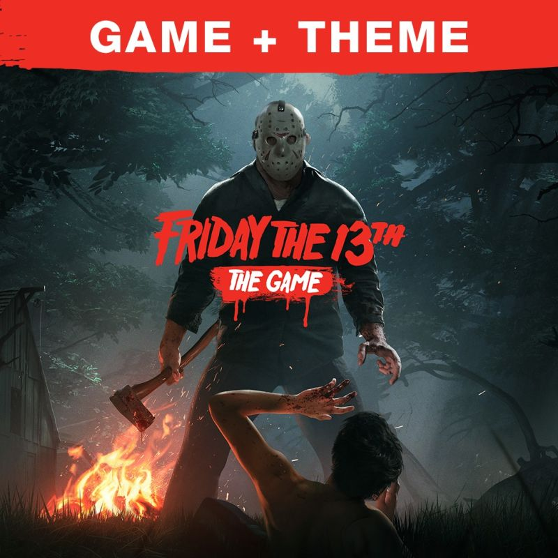 Friday the 13th: The Game (2017) PlayStation 4 box cover ...