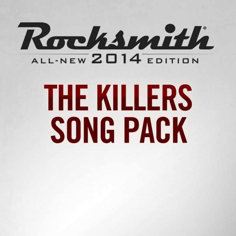 Rocksmith: All-new 2014 Edition - The Killers Song Pack 2014 pc game Img-1