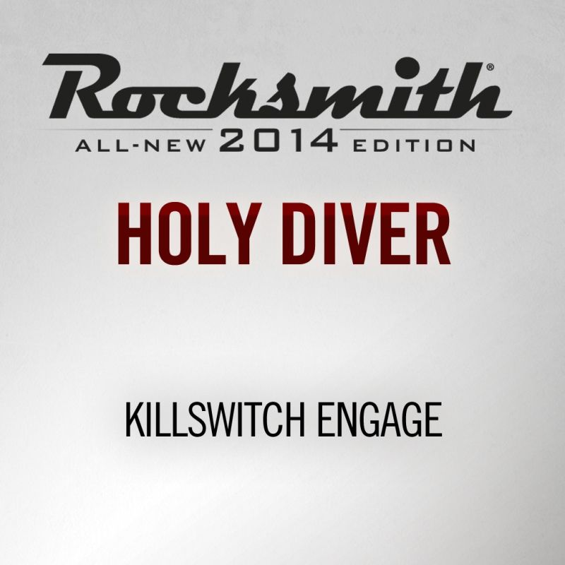 Rocksmith: All-new 2014 Edition - Killswitch Engage: Holy Diver 2014 pc game Img-1