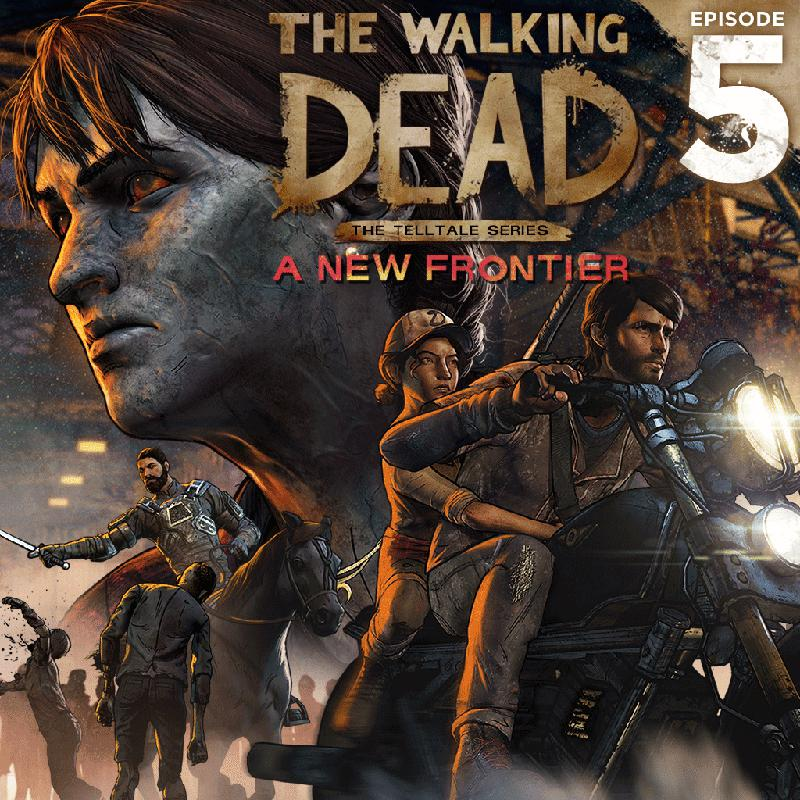 The Walking Dead A New Frontier Episode 5 Covers