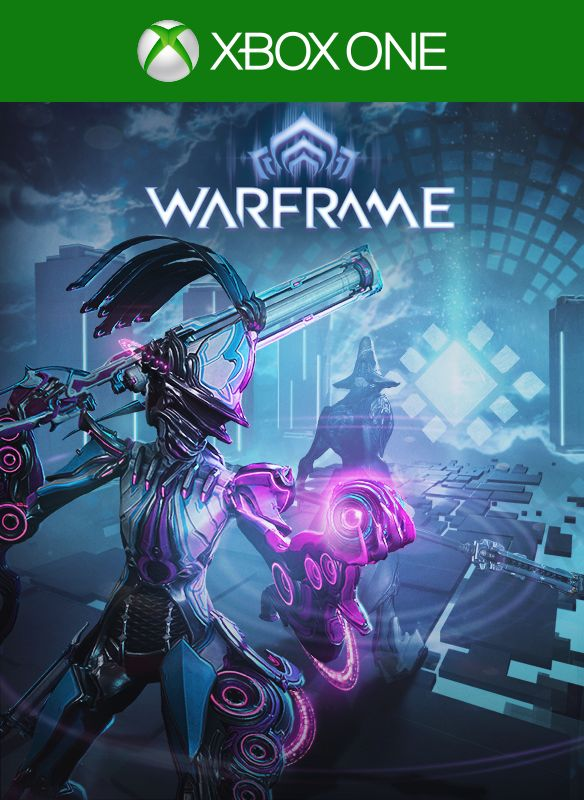 Book Cover Background Xbox One : Warframe playstation box cover art mobygames