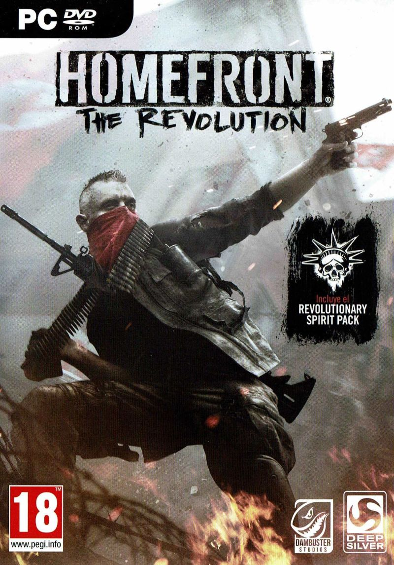 Homefront The Revolution 20 Windows credits   MobyGames
