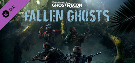 Tom Clancy's Ghost Recon: Wildlands - Fallen Ghosts