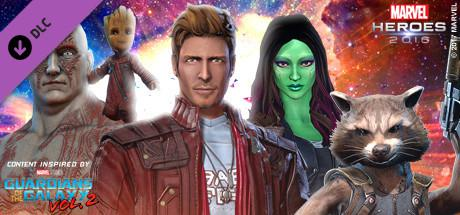 Marvel Heroes 2016: Marvel's Guardians of the Galaxy - Vol. 2