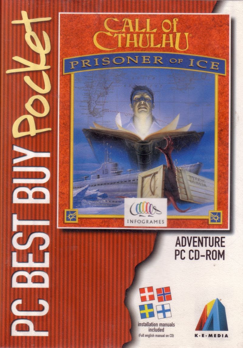 Prisoner of Ice Windows Front Cover