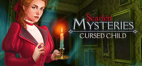 Scarlett Mysteries: Cursed Child Linux Front Cover English version