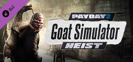 Payday 2: The Goat Simulator Heist